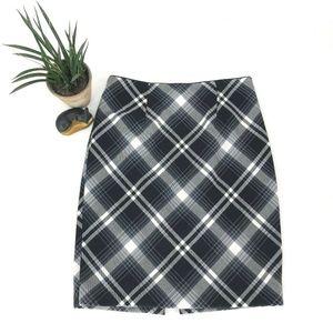 White House Black Market Skirt Women 6 Straight Pe